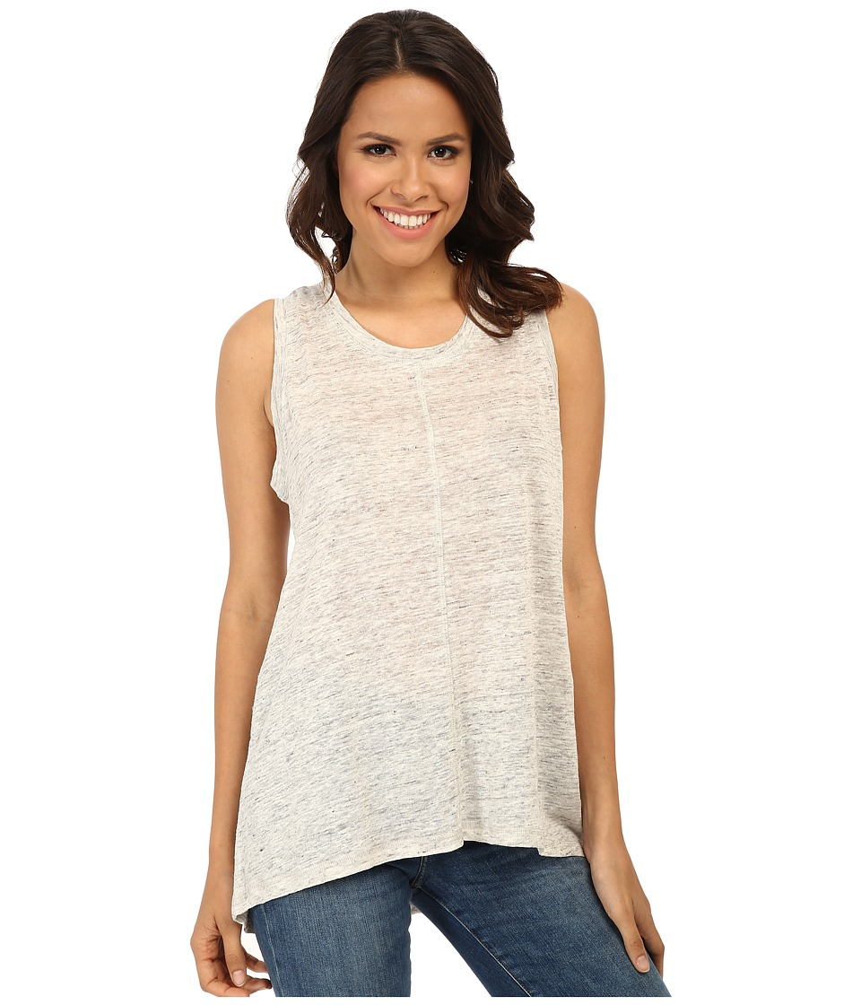 BB Dakota - Laigh Knit Top (Heather Grey) Women's Sleeveless