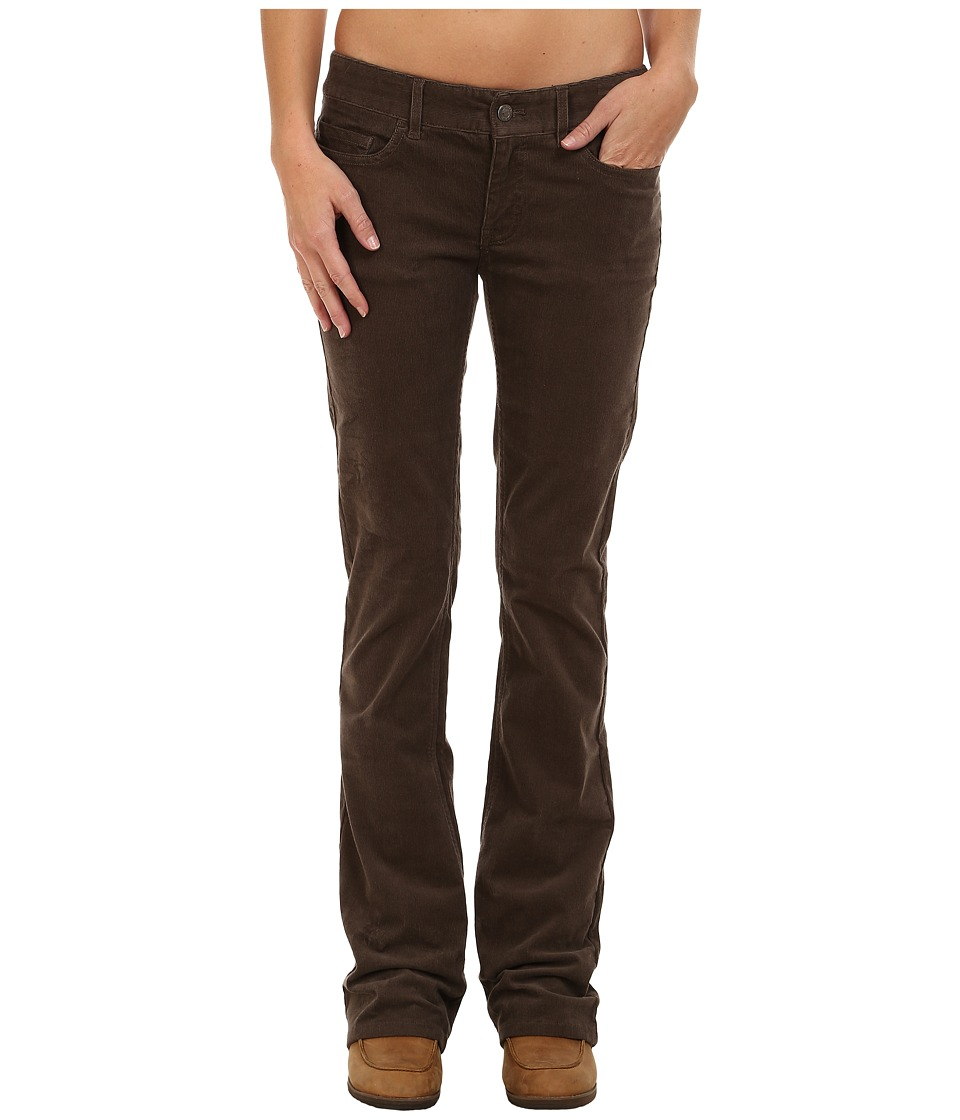 Mountain Khakis - Canyon Cord Pants (Terra) Women's Casual Pants