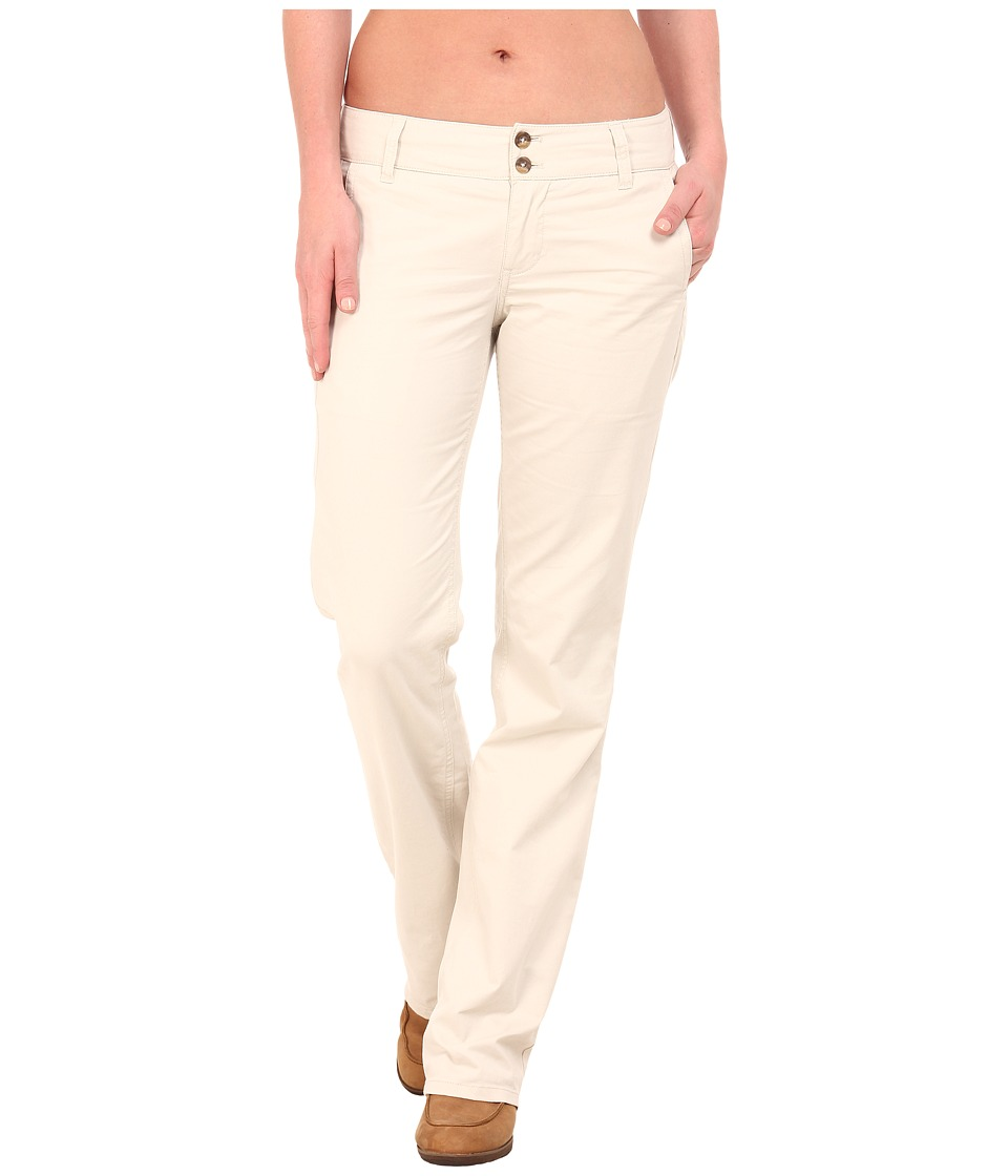 Mountain Khakis - Sadie Chino Pants (Stone) Women's Casual Pants