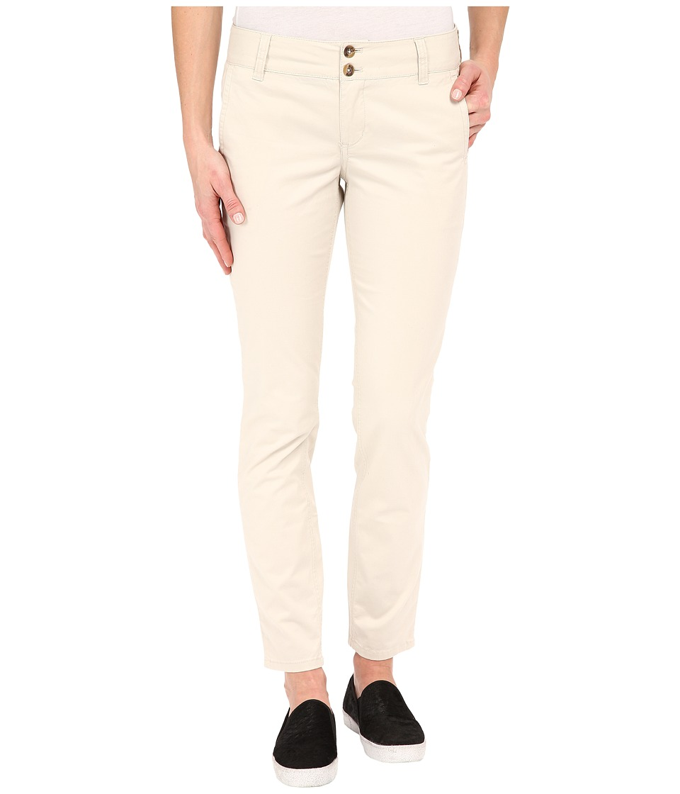 Mountain Khakis - Sadie Skinny Chino Pants (Stone) Women's Casual Pants