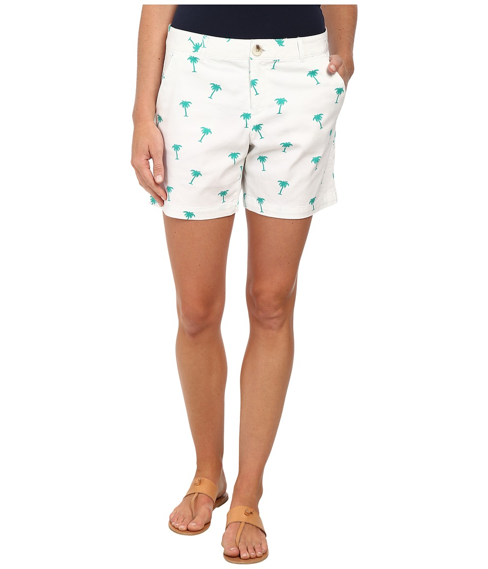 Dockers Misses - Essential Shorts (Sea Green Combo) Women's Shorts