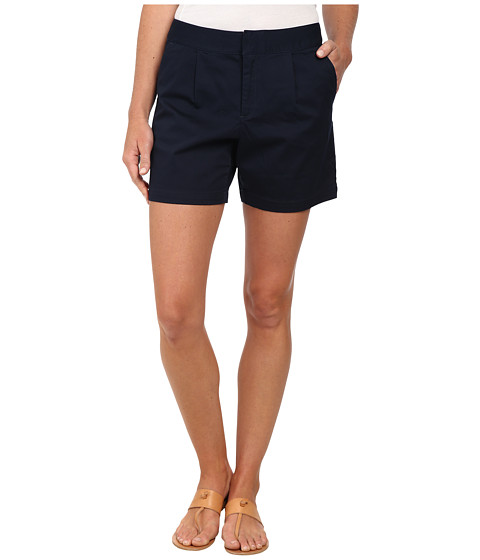 Dockers Misses - Pleated Front Shorts (Deep Night) Women