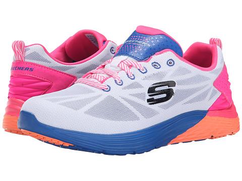 6f8d0ee9ba6e ... UPC 889110096574 product image for SKECHERS - Valeris (White Multi)  Women s Shoes
