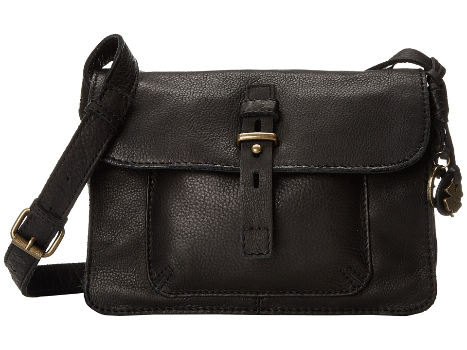Lucky Brand - Medine Shoulder Bag (Black) Shoulder Handbags