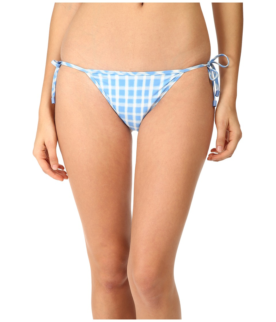 Marc by Marc Jacobs - Clem(E) Side Tie Bottom (Conch Blue Multi) Women's Swimwear