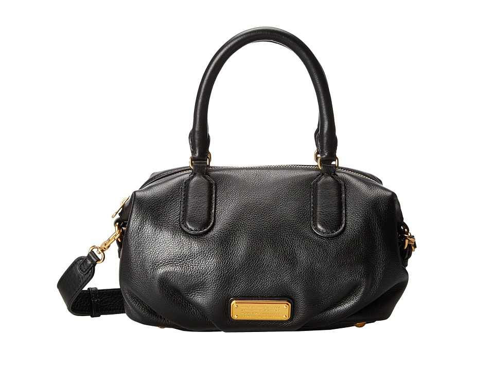 Marc by Marc Jacobs - New Q Small Legend (Black) Handbags
