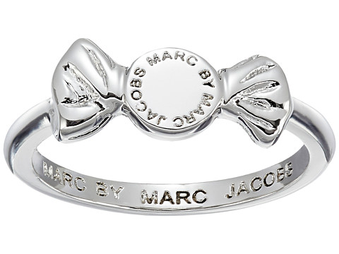 Marc by Marc Jacobs - Lost and Found Candy Ring (Argento) Ring