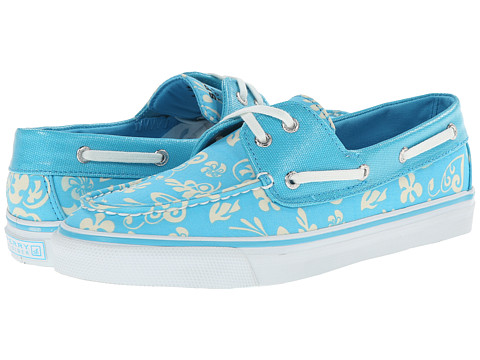 Sperry Top-Sider - Biscayne (Blue/Floral) Women