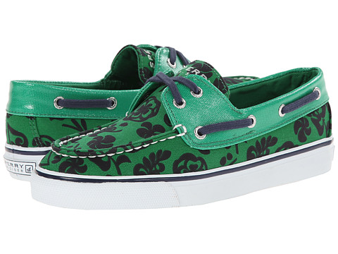 Sperry Top-Sider - Biscayne (Green/Floral) Women