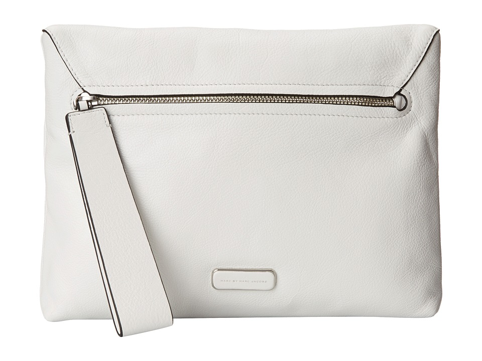 Marc by Marc Jacobs - Shape Shifter Small Soft Square (Star White) Handbags