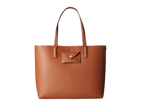 Marc by Marc Jacobs - Metropoli Tote 48 (Cinnamon Stick Multi) Tote Handbags