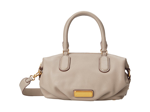 Marc by Marc Jacobs - New Q Small Legend (Cement) Handbags