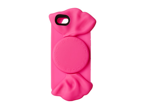 Marc by Marc Jacobs - Candy Wrapper iPhone 6 Case (Knockout Pink) Cell Phone Case
