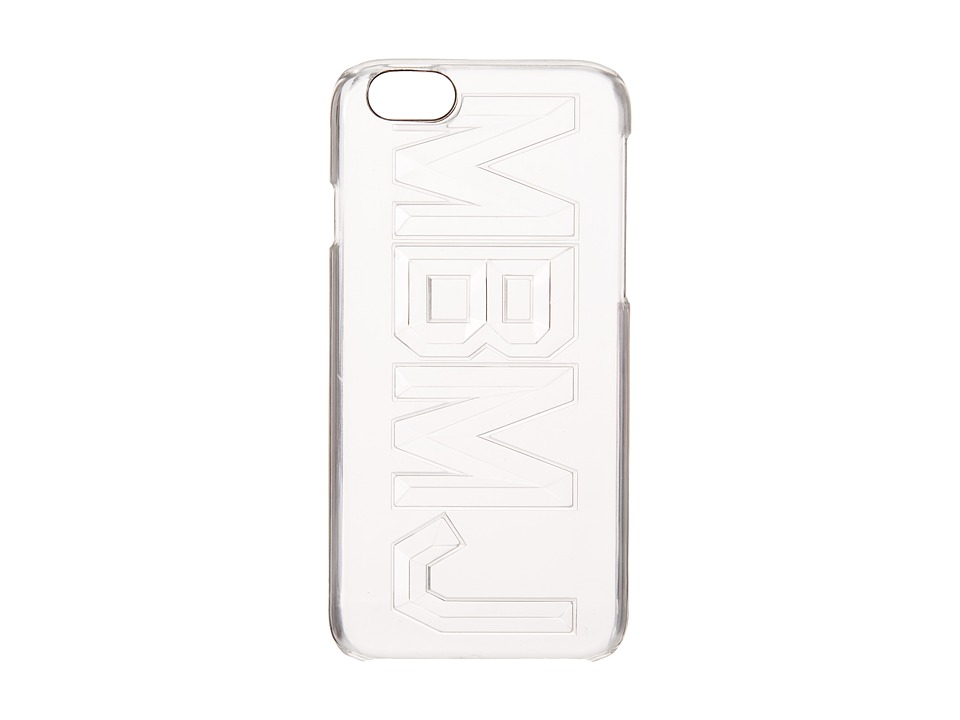 Marc by Marc Jacobs - Faceted iPhone 6 Case (Clear) Cell Phone Case