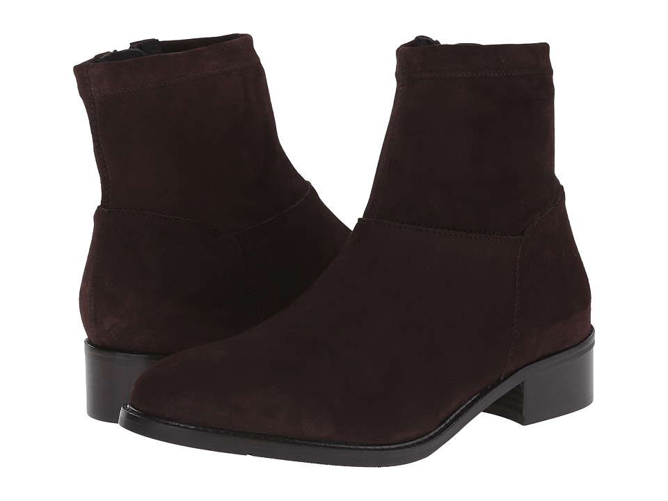 Sesto Meucci - Albie (Tmoro Suede/Matching Stretch Suede) Women's Pull-on Boots