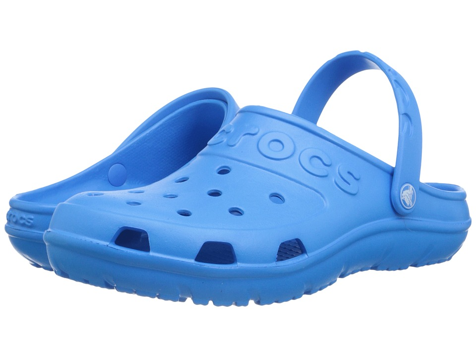 Crocs - Hilo Clog (Ocean) Clog Shoes