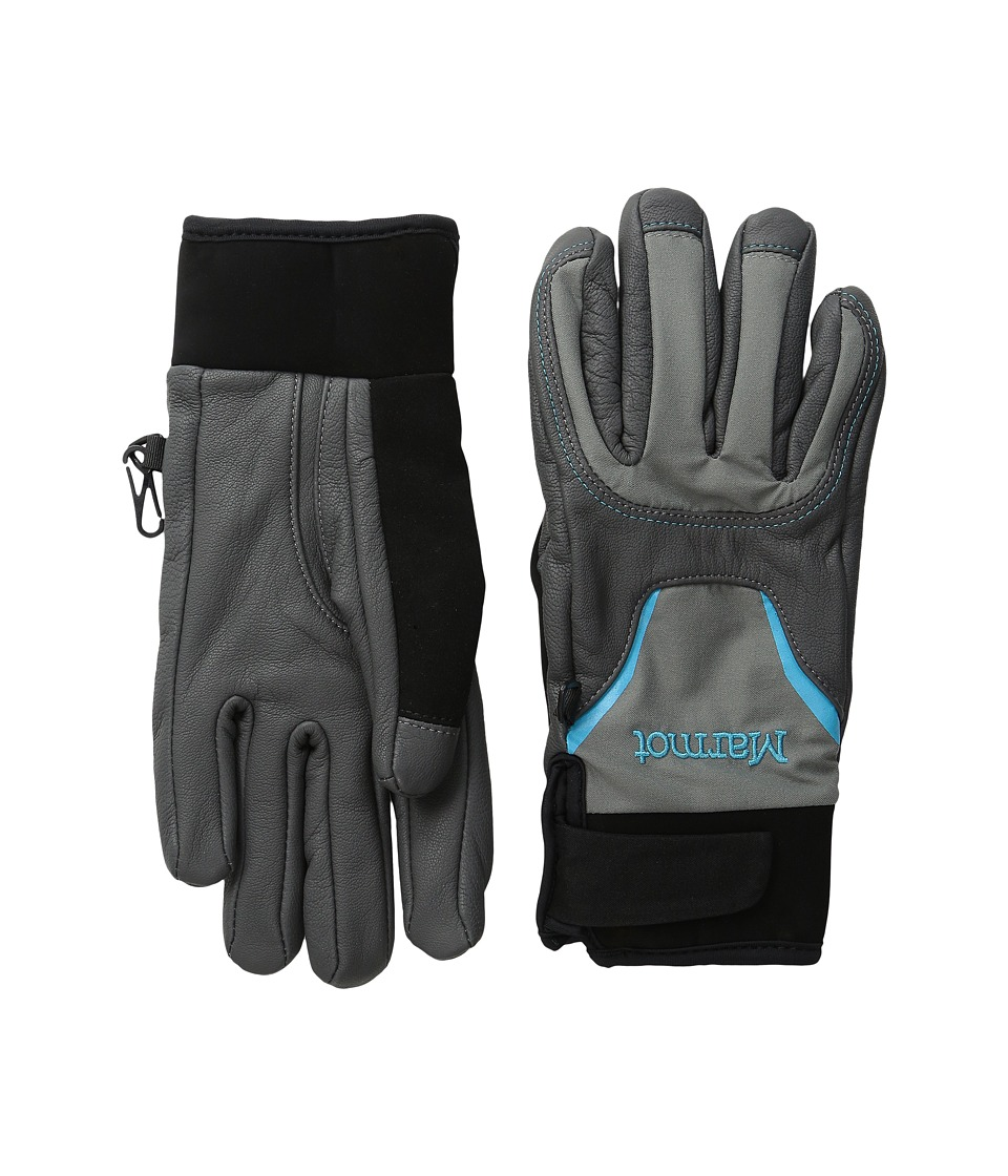 Marmot - Spring Glove (Slate Grey) Extreme Cold Weather Gloves