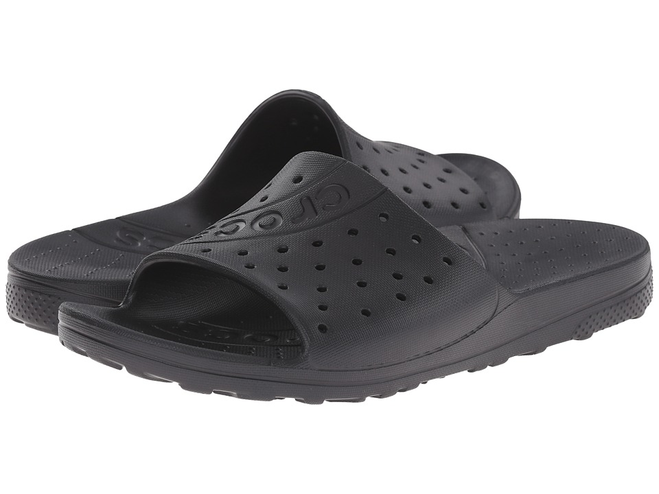 Crocs - Chawaii Slide (Black) Slide Shoes