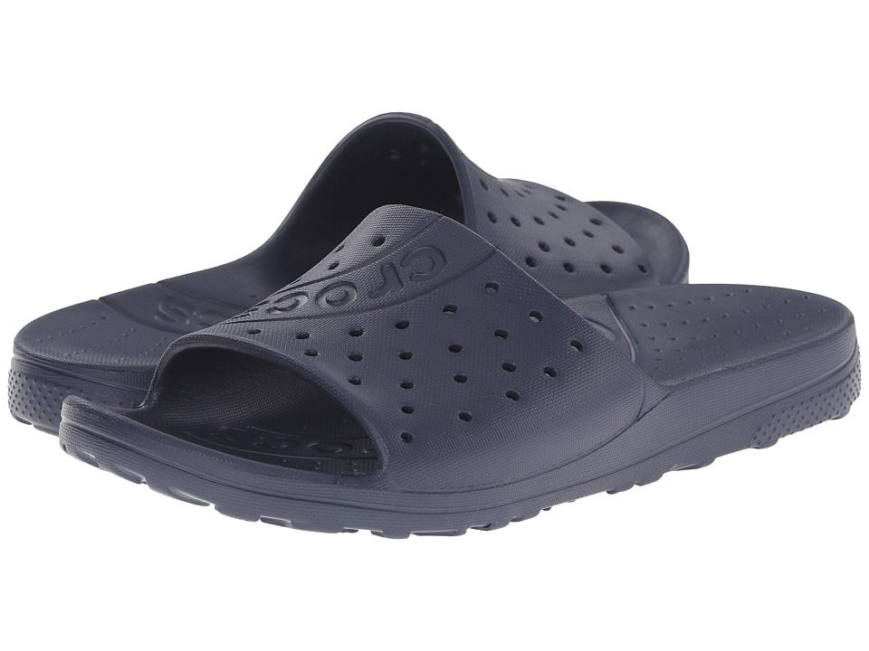 Crocs - Chawaii Slide (Navy) Slide Shoes