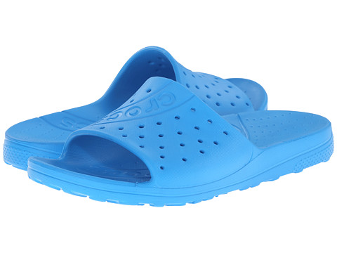 Crocs - Chawaii Slide (Ocean) Slide Shoes