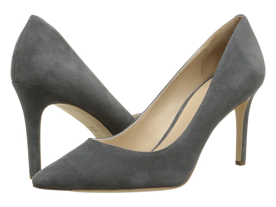 Via Spiga - Carola (Smoke Kid Suede) High Heels