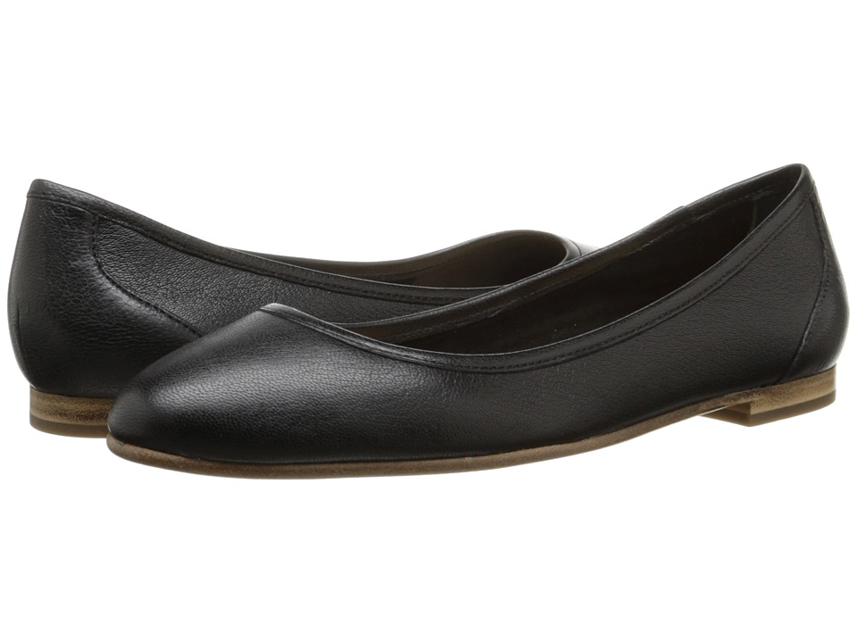 Via Spiga - Demetria (Black Tumbled Goat) Women