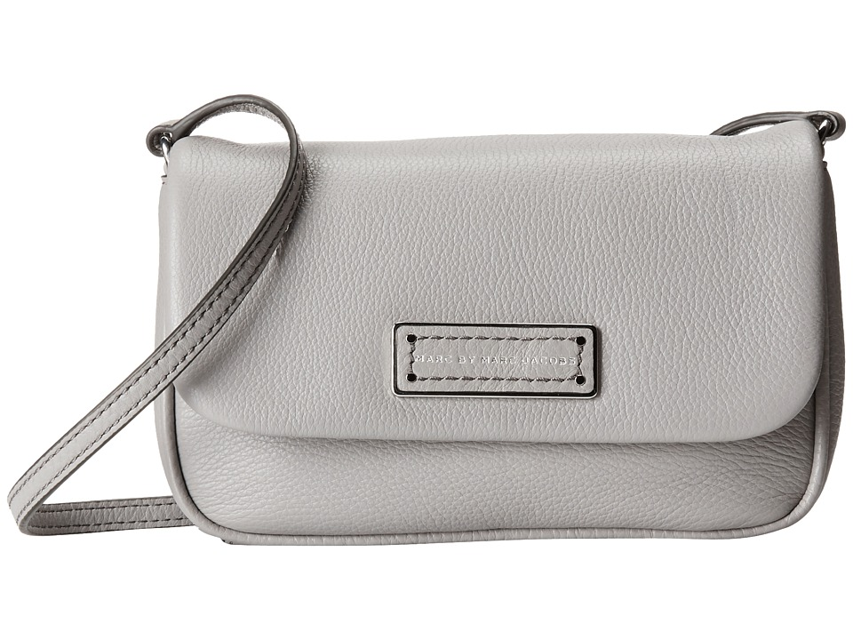Marc by Marc Jacobs - Too Hot To Handle Sofia (Storm Cloud) Cross Body Handbags