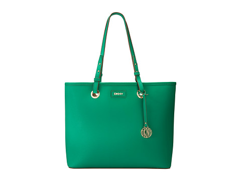 DKNY - Bryant Park - Item Shopper East West Shopper (Green) Handbags
