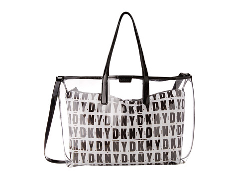 DKNY - Active East West Shopper (Black HQ) Handbags