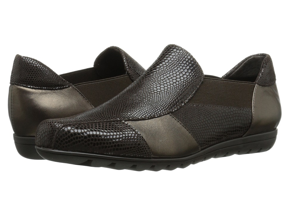 Vaneli - Aroma (Tmoro Amazzonia/Castagna Prl Nappa) Women's Slip on Shoes