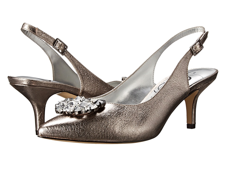 J. Renee Makenzie (Taupe) High Heels