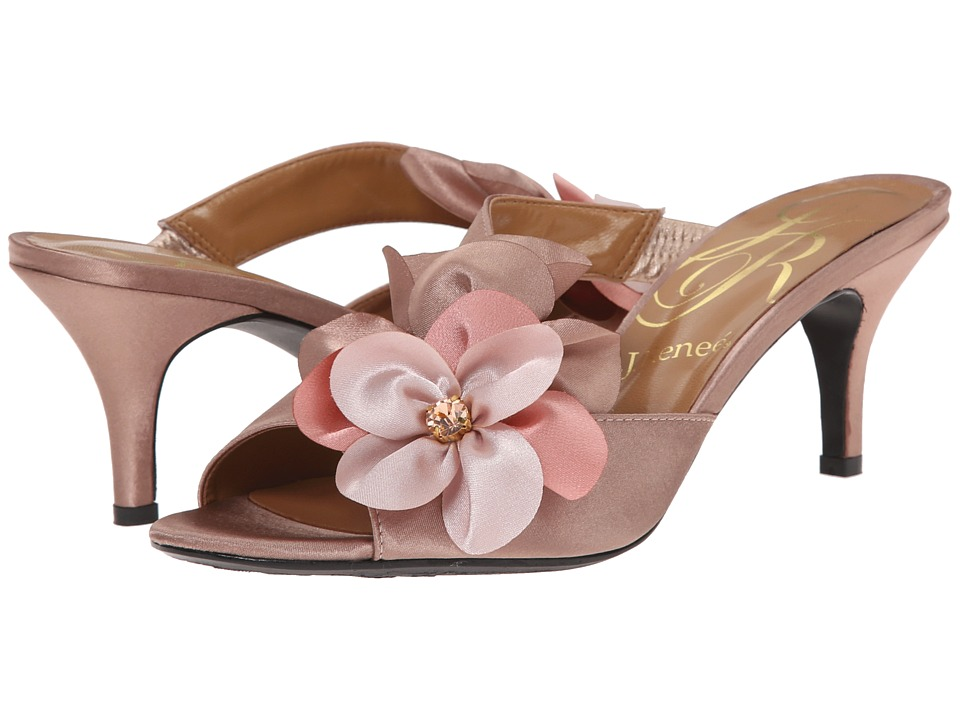 J. Renee - Reesa (Taupe Multi) High Heels