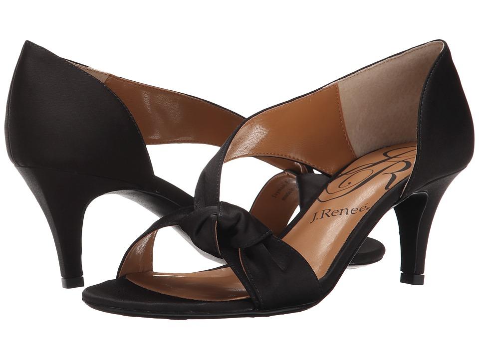J. Renee Jaynnie (Black) High Heels