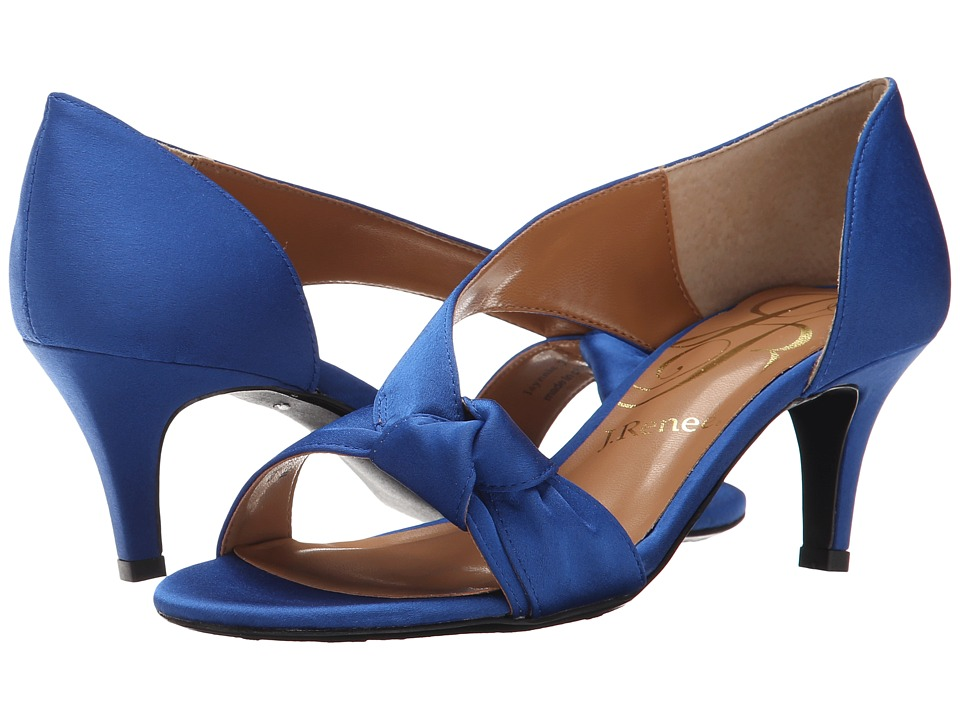 J. Renee Jaynnie (Royal Blue) High Heels