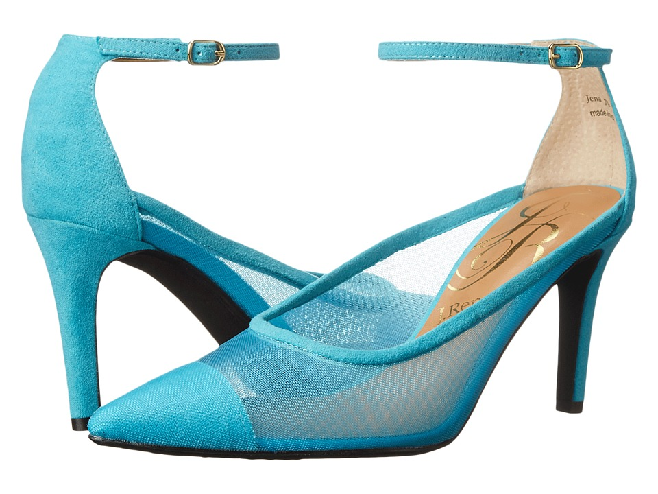 J. Renee - Jena (Teal) High Heels