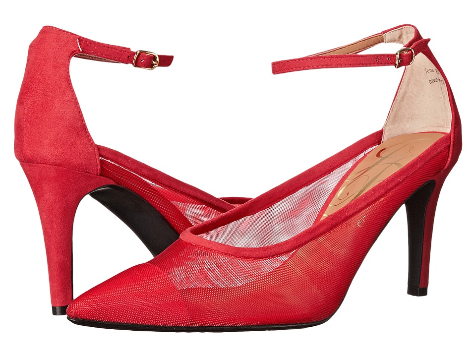 J. Renee Jena (Red) High Heels