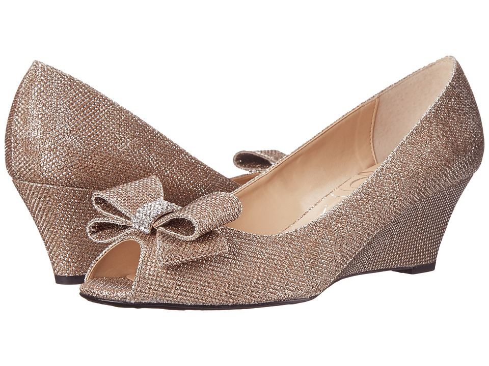 J. Renee Blare (Blush) High Heels