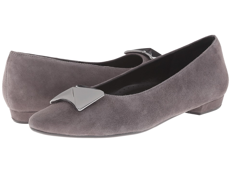 Vaneli Gaenor (Grey Suede) Women