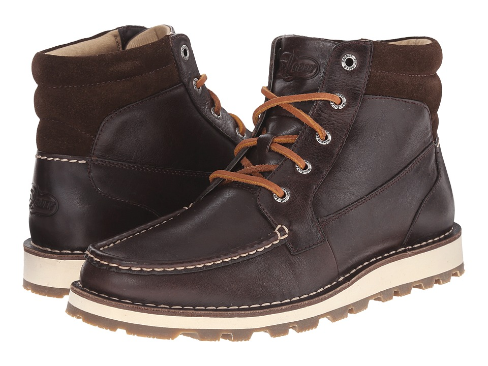 Sperry Top-Sider - Dockyard Sport Boot (Chocolate) Men