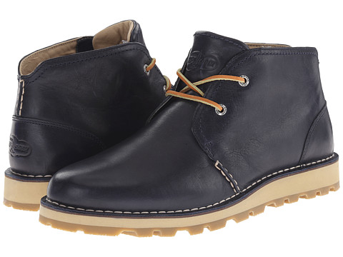 Sperry Top-Sider - Dockyard Chukka (Navy) Men's Lace-up Boots