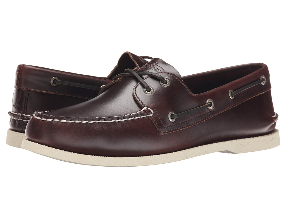 Sperry Top-Sider - A/O 2-Eye Cyclone (Amaretto) Men's Lace up casual Shoes