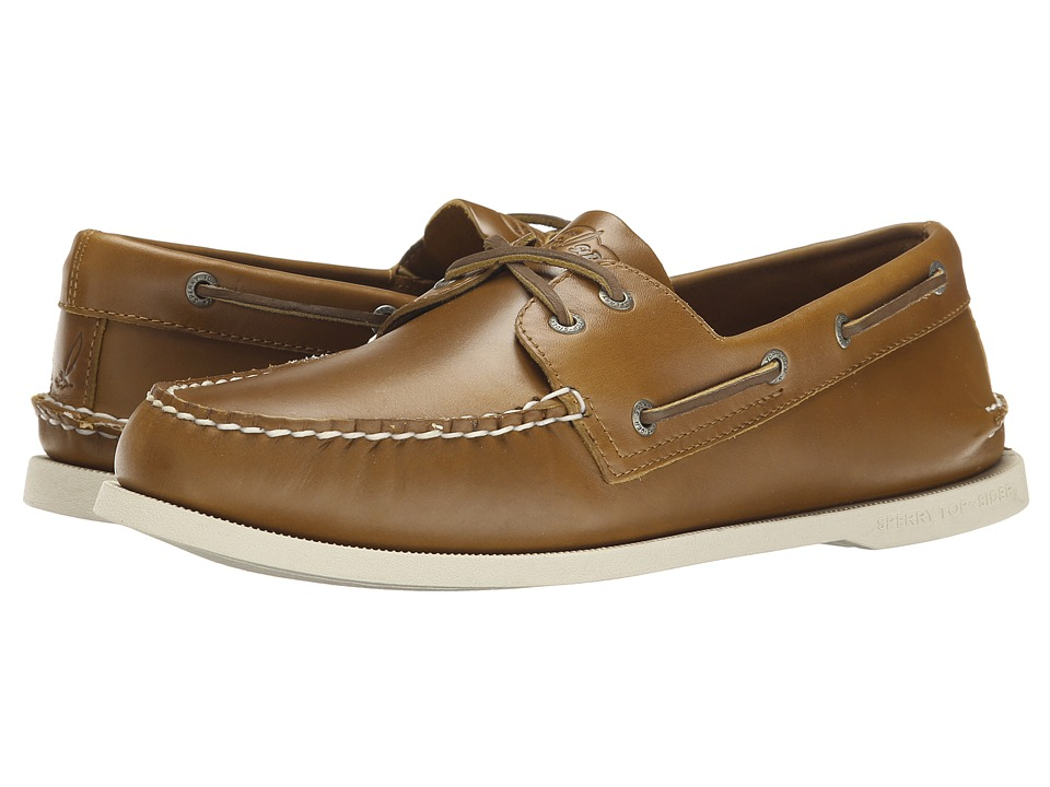 Sperry - A/O 2-Eye Cyclone (Tan 2) Men's Lace up casual Shoes