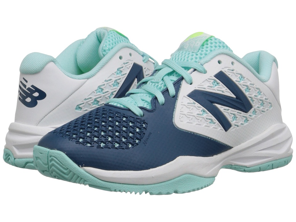 New Balance Kids - 996v2 (Little Kid/Big Kid) (Blue) Boys Shoes