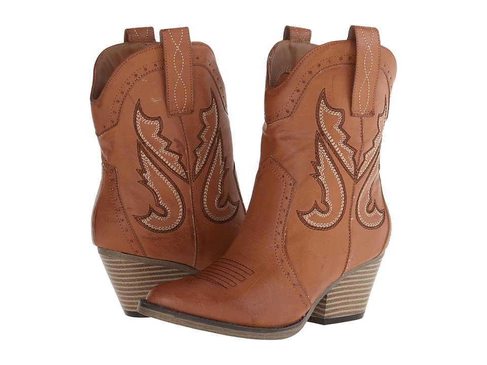 MIA - Horseback (Luggage) Cowboy Boots