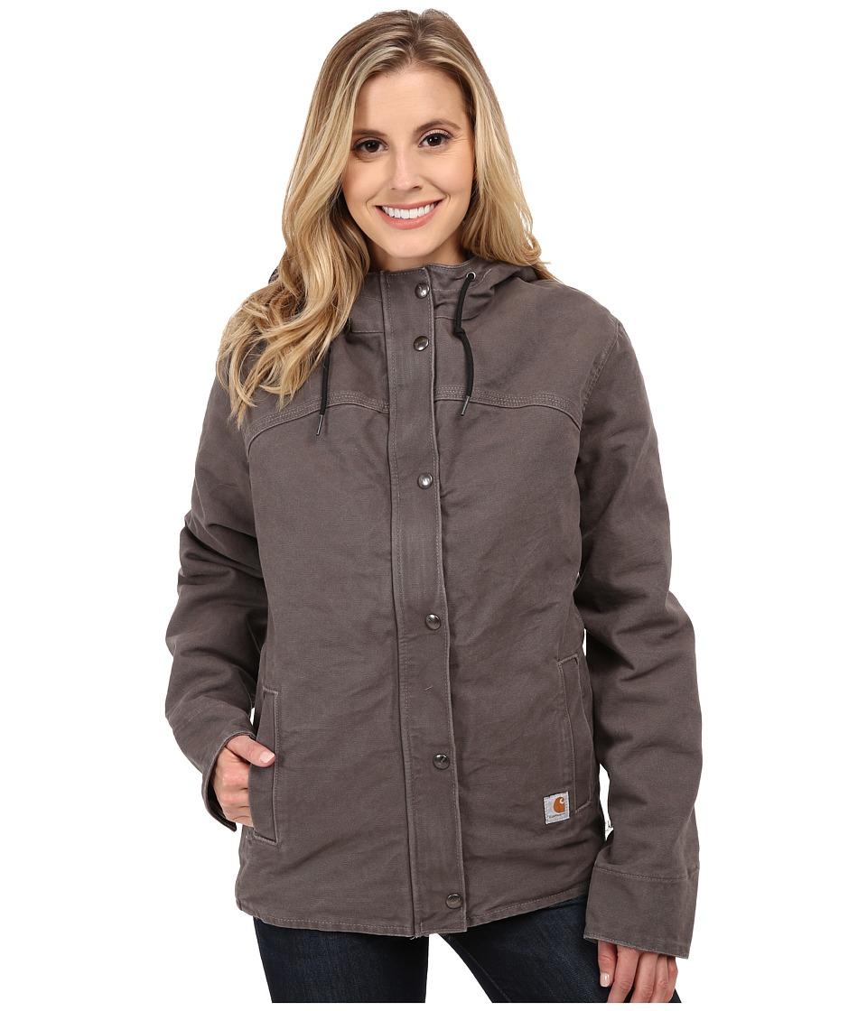 Carhartt - Sandstone Berkley Jacket (Taupe Gray) Women's Jacket