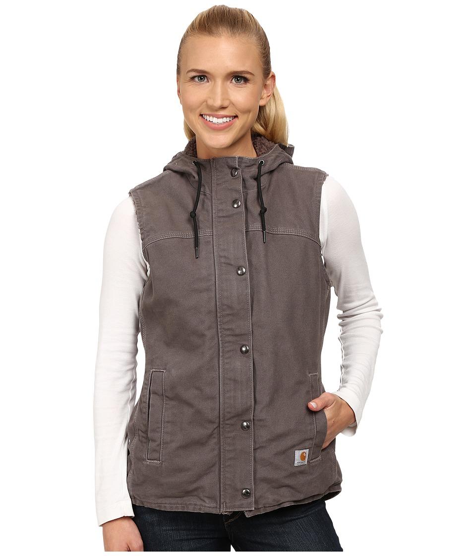 Carhartt - Sandstone Berkley Vest II (Taupe Gray) Women