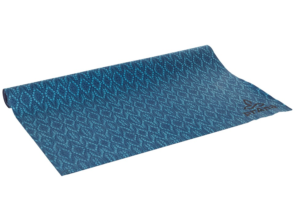 Prana - Transformation Mat (Indigo Baleen) Athletic Sports Equipment