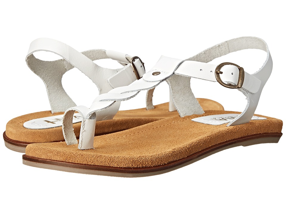 MIA - Heritage - Pompeii (White) Women's Sandals
