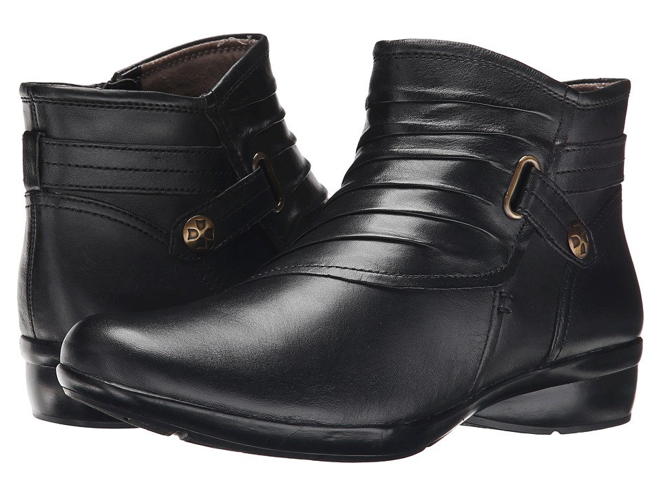 Naturalizer - Cantor (Black Leather) Women