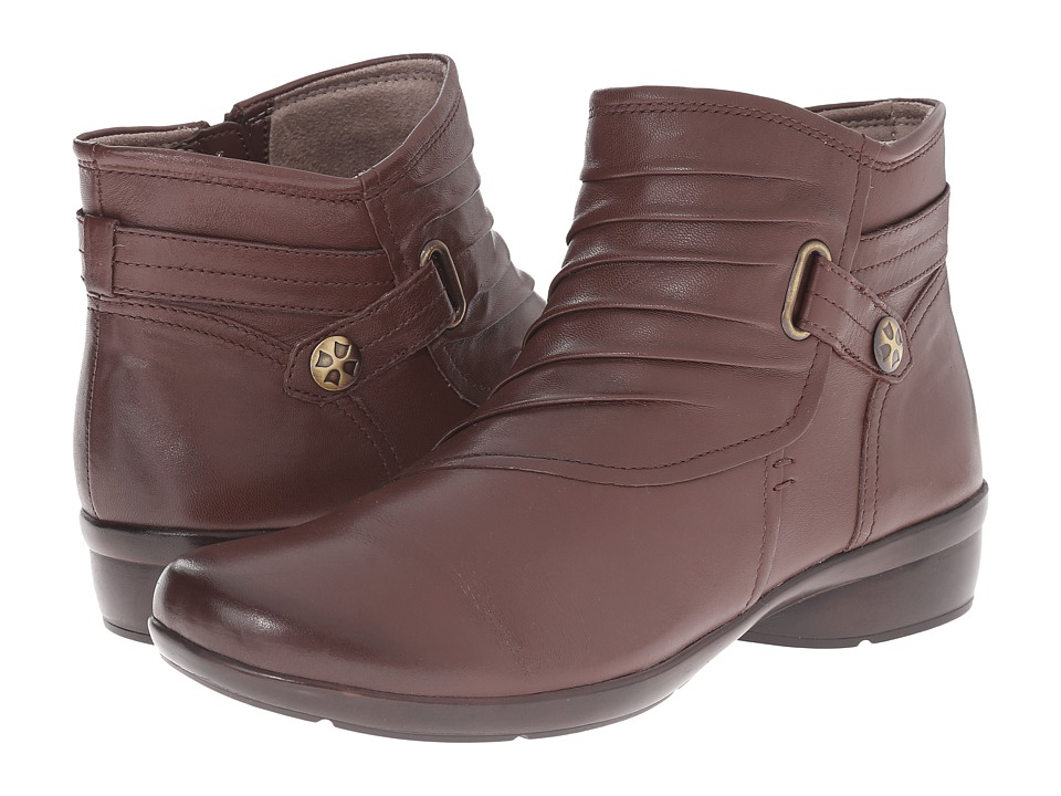 Naturalizer - Cantor (Bridal Brown Leather) Women